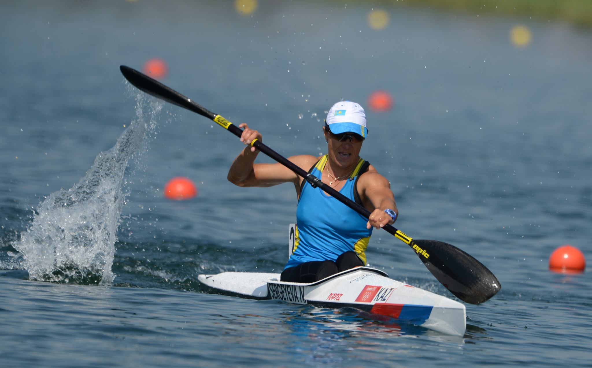 Kazakhstan increase Tokyo 2020 quota at Asian canoe sprint Olympic qualifiers