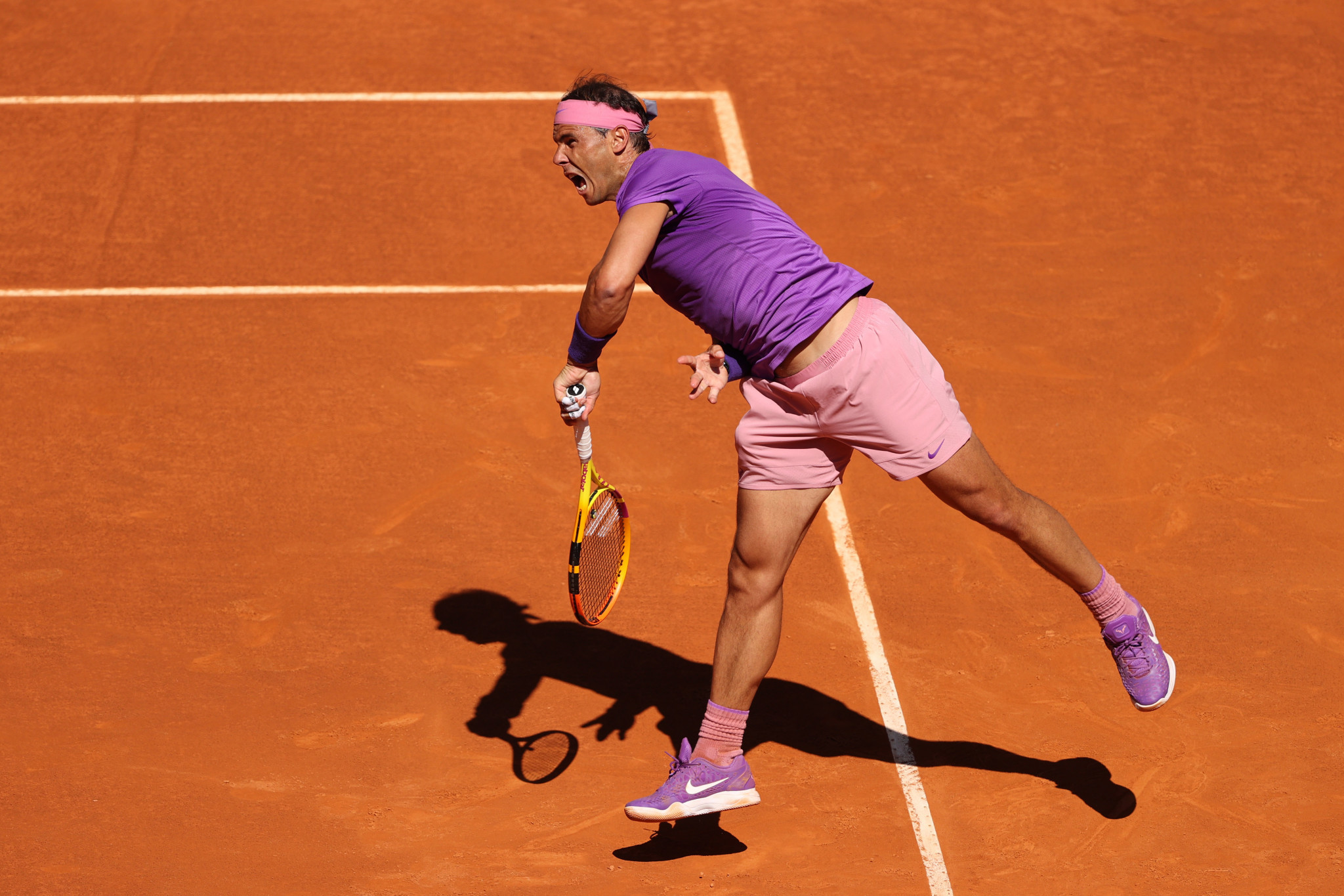 Top seeds Nadal and Barty among winners at Madrid Open