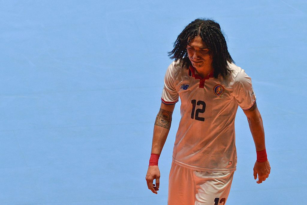 Costa Rica book quarter-final place at CONCACAF Futsal Championship