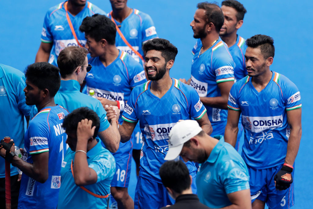 India had been due to play Britain, Spain and Germany in the Hockey Pro League this month ©Getty Images
