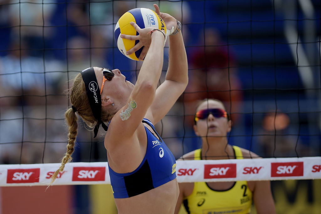 Meppelink elected President of FIVB Athletes' Commission