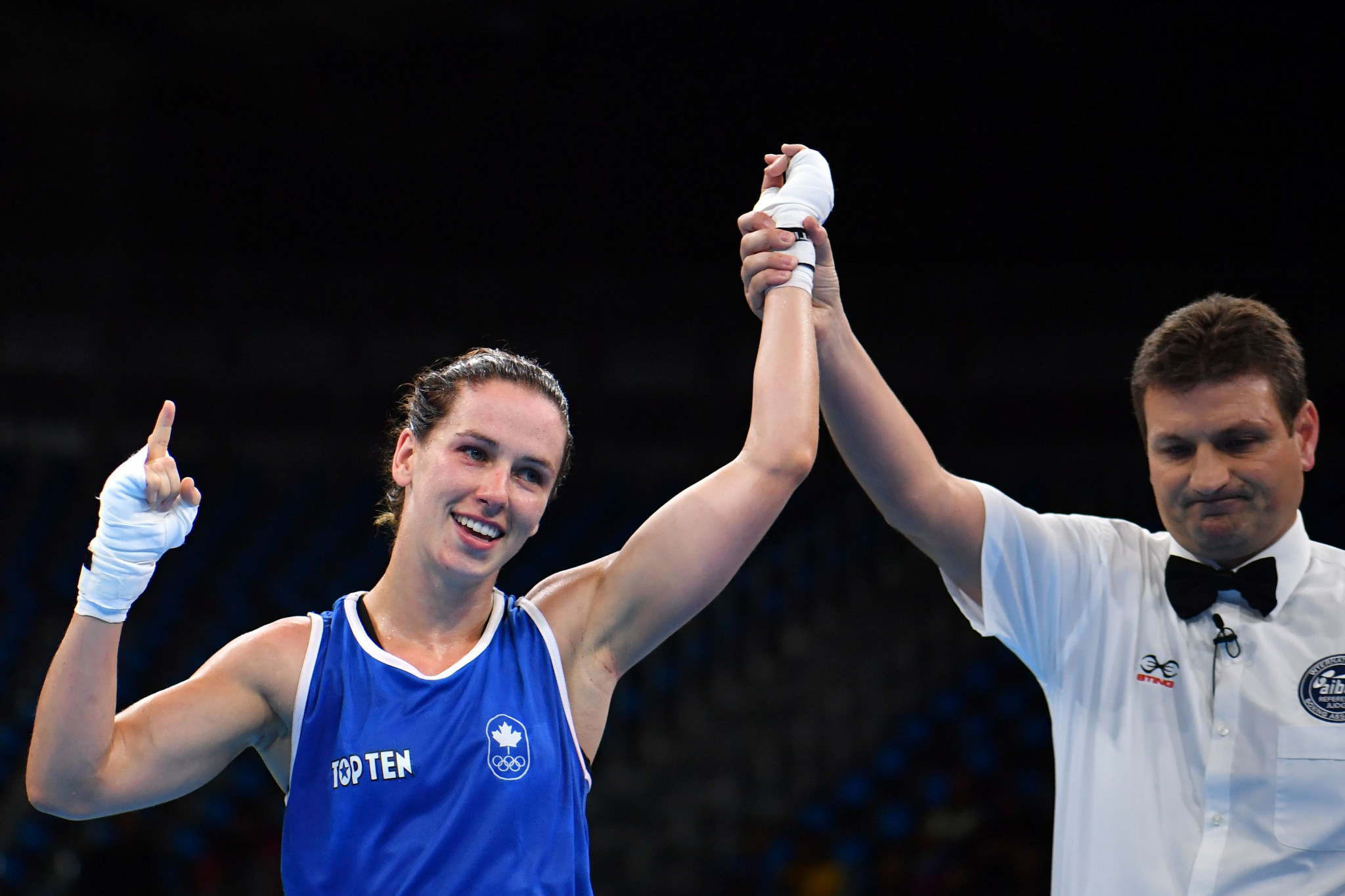 Bujold to challenge IOC decision after boxer denied Olympic berth