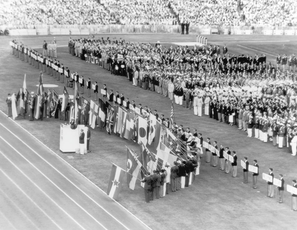 The wording of the Olympic oath has changed considerably over the years ©Getty Images
