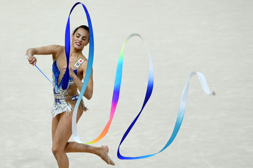Tokyo 2020 points at stake as Rhythmic Gymnastics World Cup circuit resumes in Baku