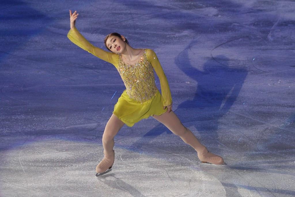 Olympic figure skating champion Yuna Kim named as Lillehammer 2016 athlete ambassador