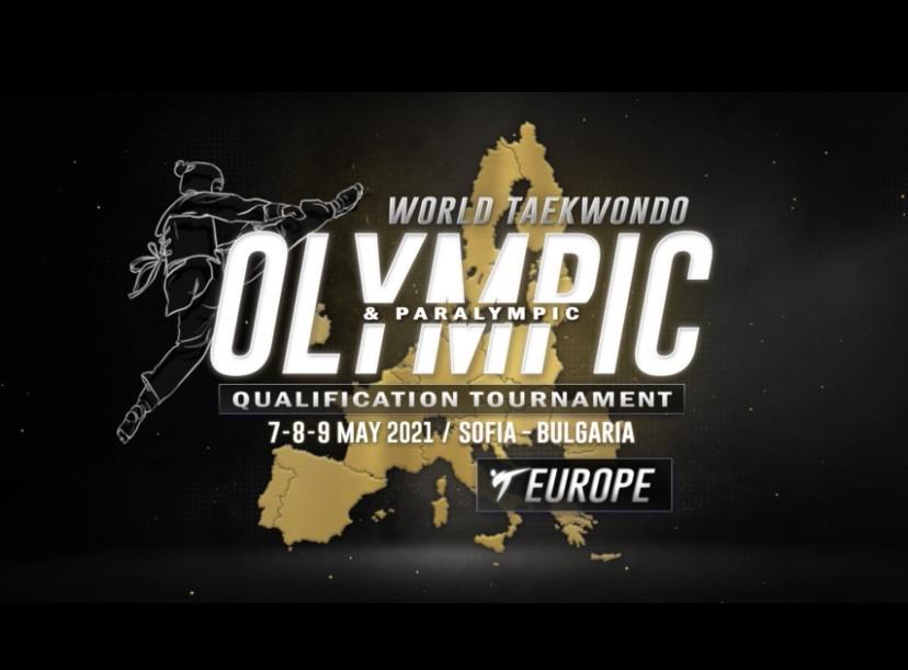 Taekwondo athletes in Sofia to contest final European places for Tokyo 2020