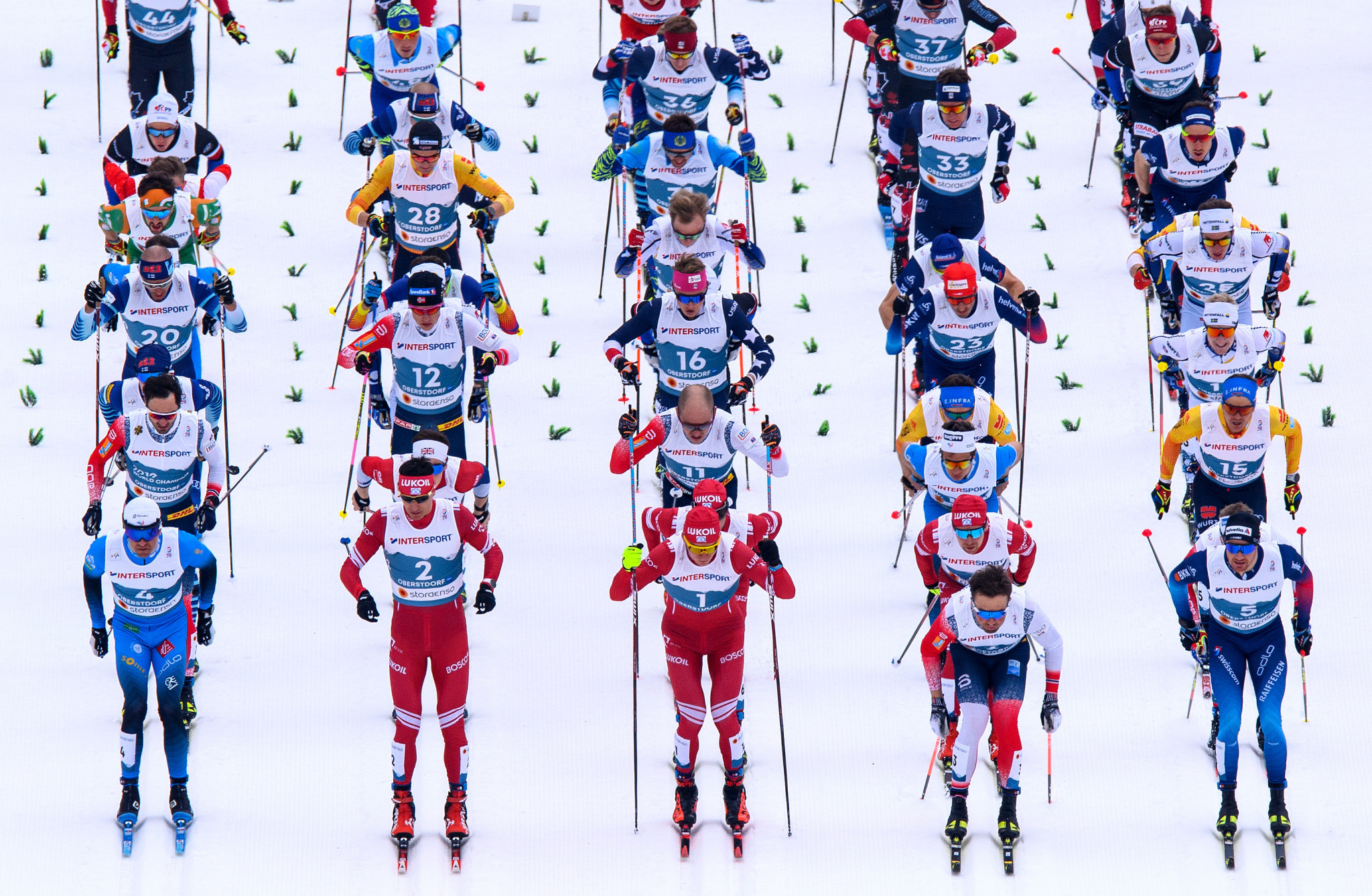 FIS holds debrief with 2021 Nordic World Ski Championships host Oberstdorf