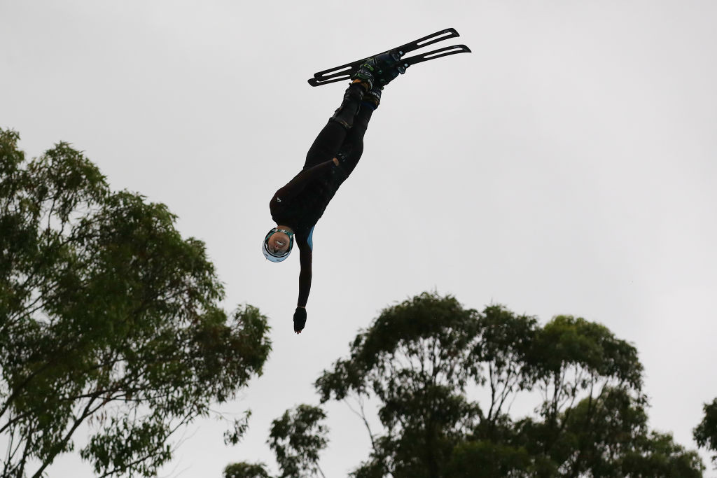 "New facility in Queensland gives Australian freestyle skiers ""an edge"" ahead of Beijing 2022"