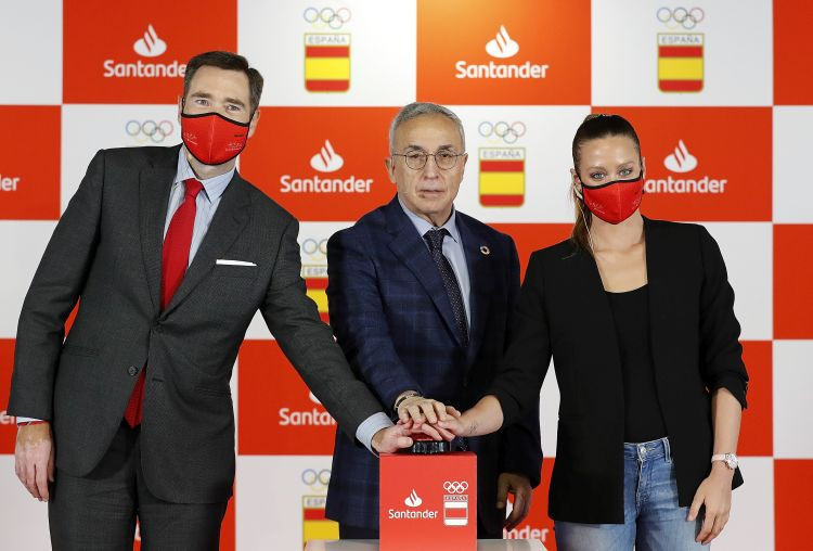 Santander to offset Spanish Olympic team's Tokyo 2020 carbon footprint after signing sustainability deal with NOC