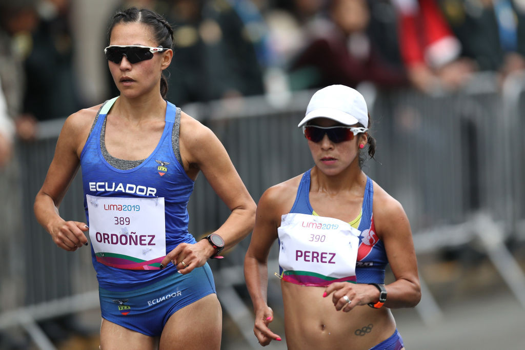 Morejón the local focus as Guayaquil set for Pan American Race Walking Cup