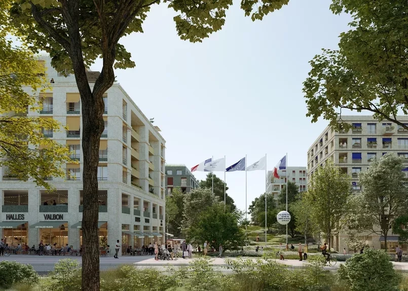 Court allows work on Paris 2024 shooting site to resume but Media Village remains suspended