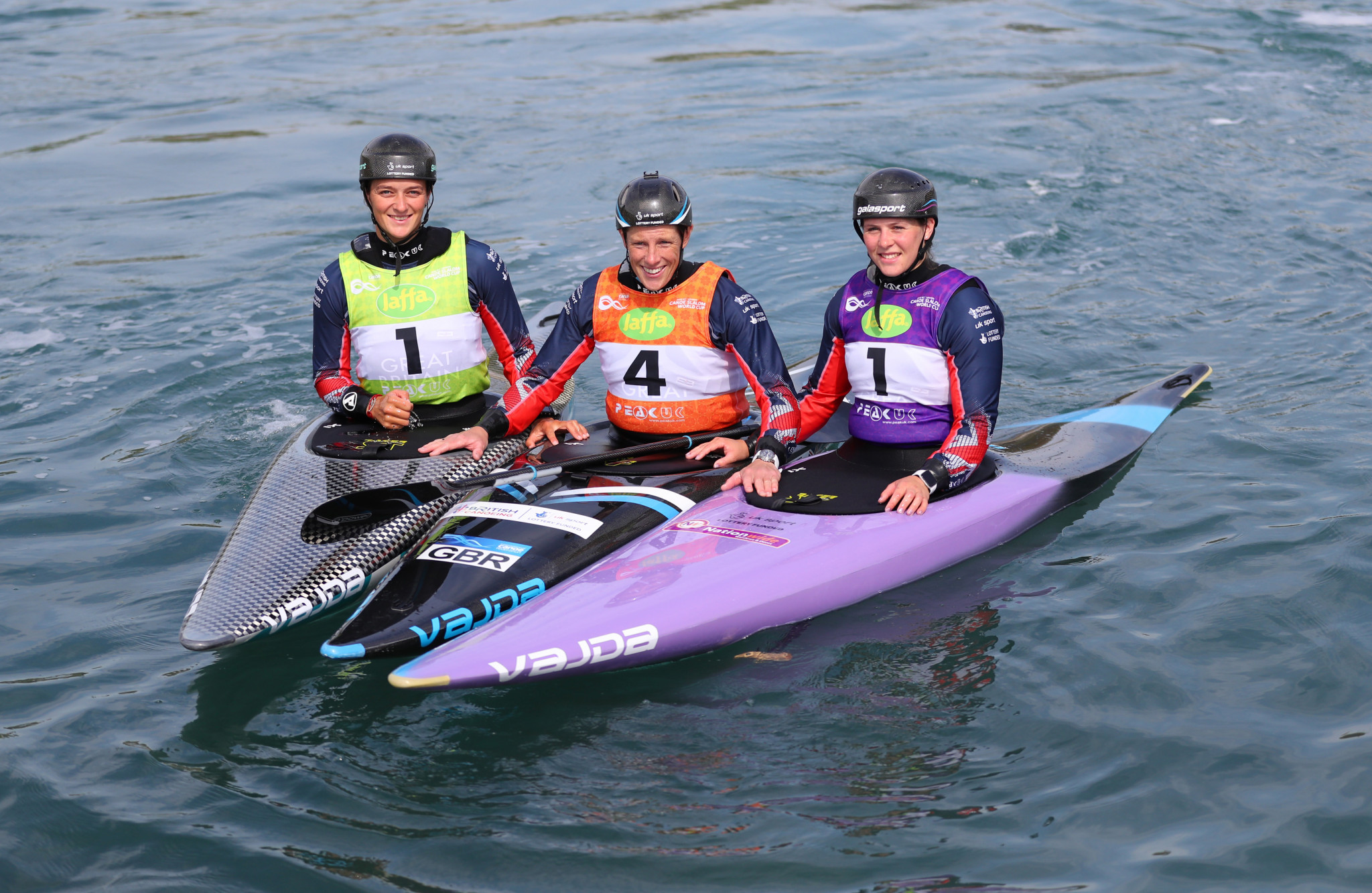 Britain, Czech Republic and Slovakia enjoy team success at Canoe Slalom European Championships