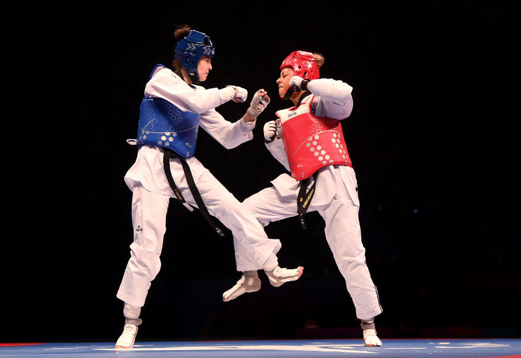 Wiet-Hénin and Alessio earn first Olympic taekwondo appearances at European Qualifier in Sofia