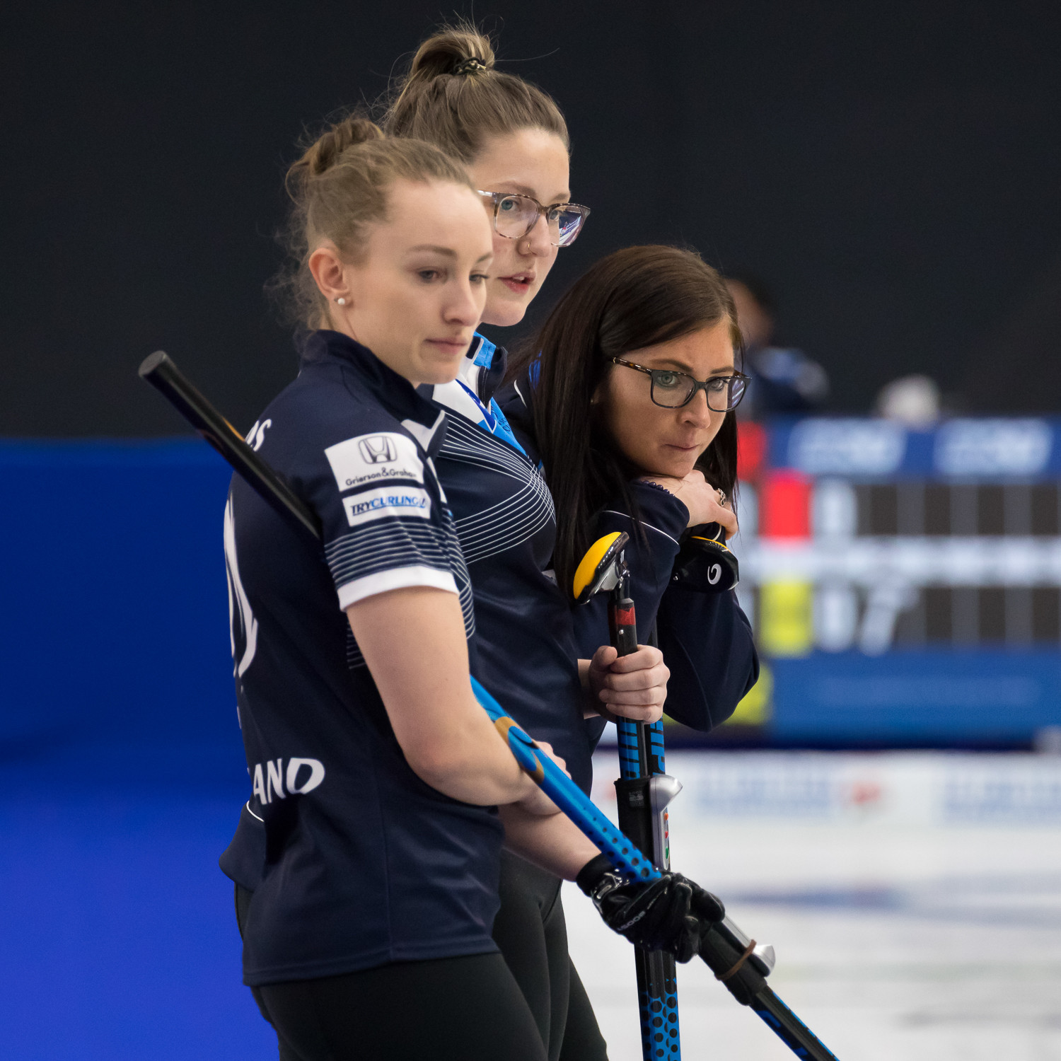 Scotland suffer shock exit from World Women's Curling Championship