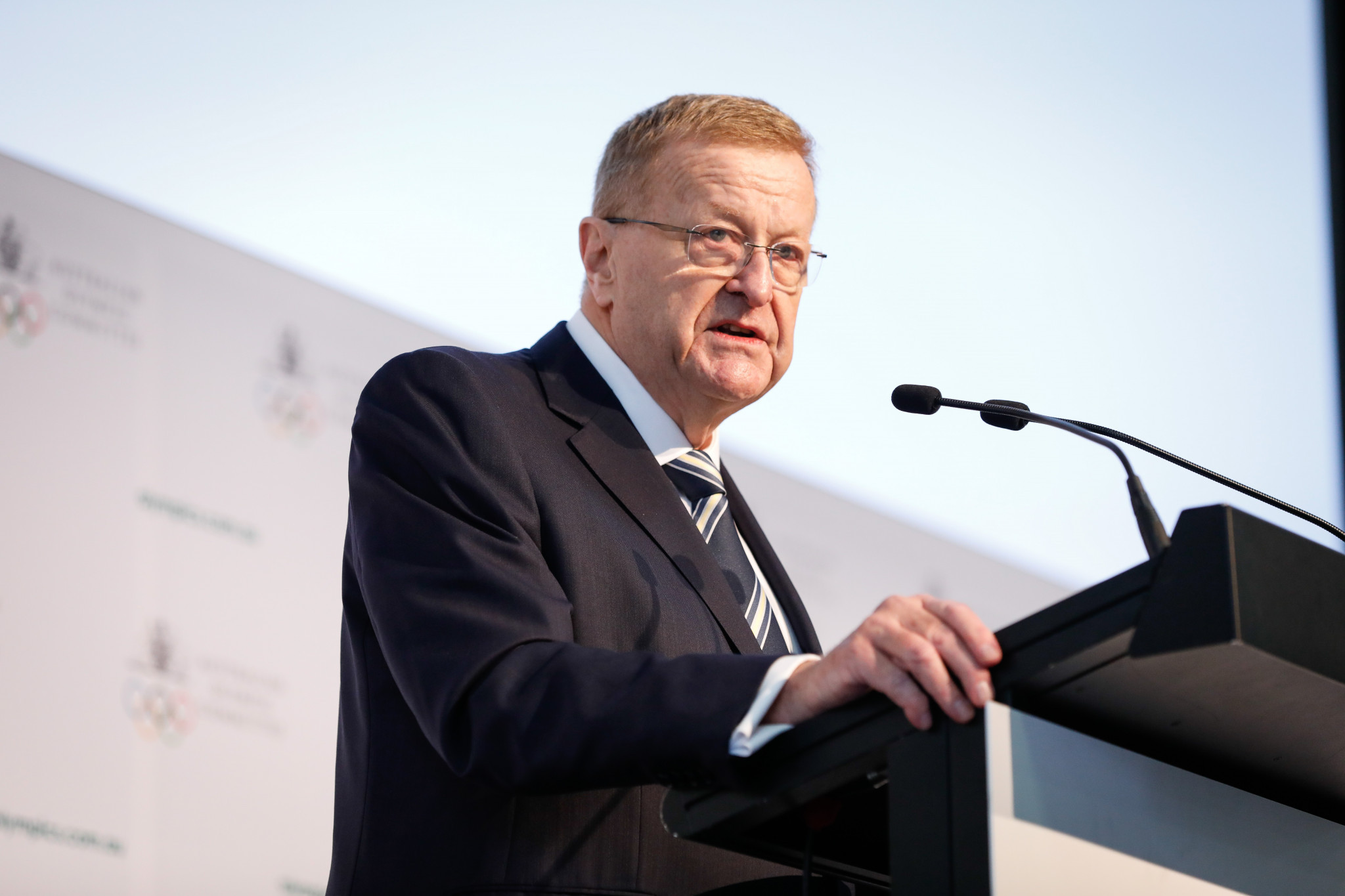 """Coates says Brisbane 2032 on """"last lap"""" as IOC begins due diligence prior to awarding Games"""