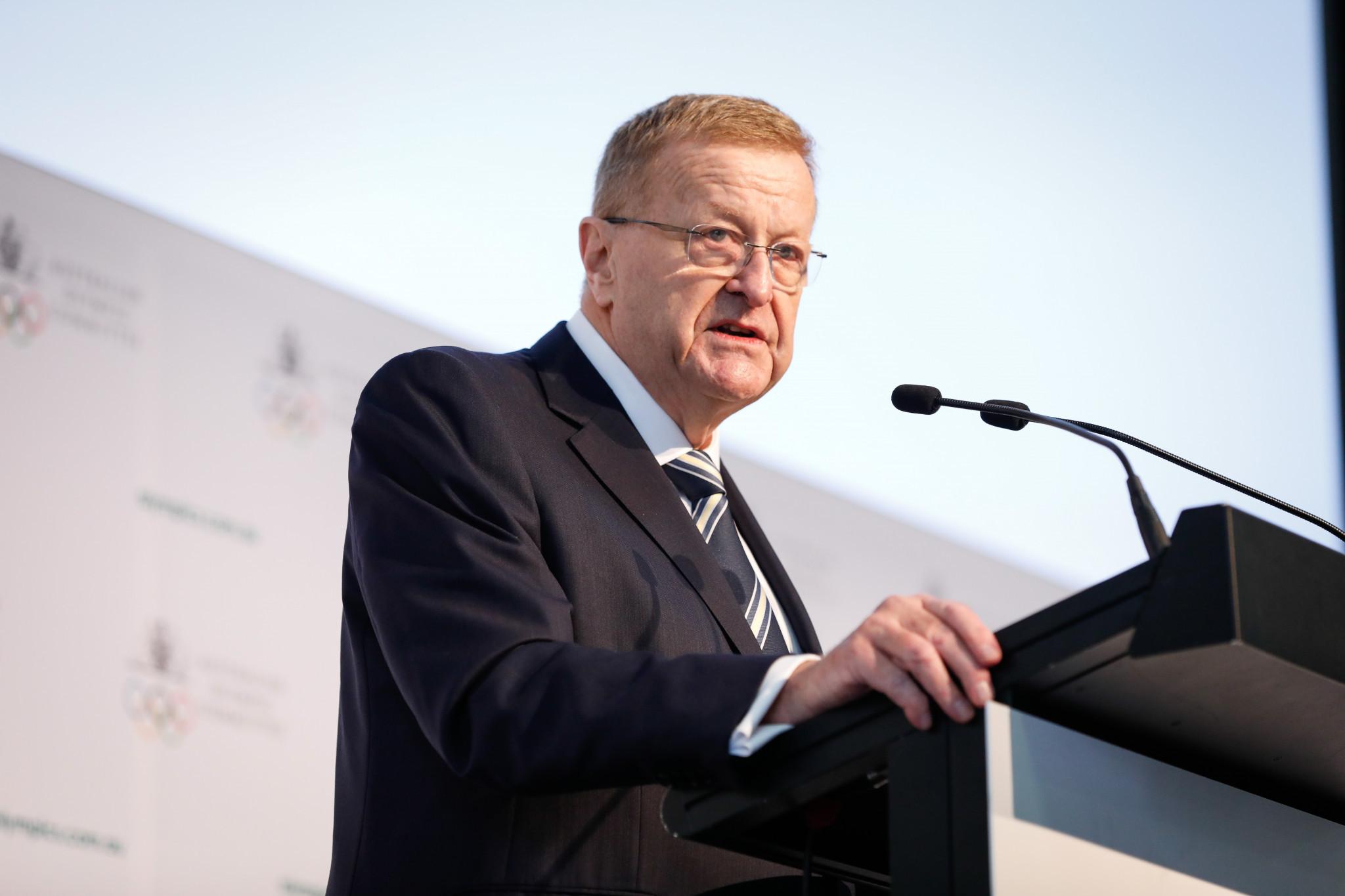 Coates says Brisbane 2032 on last lap as IOC starts due diligence prior to award