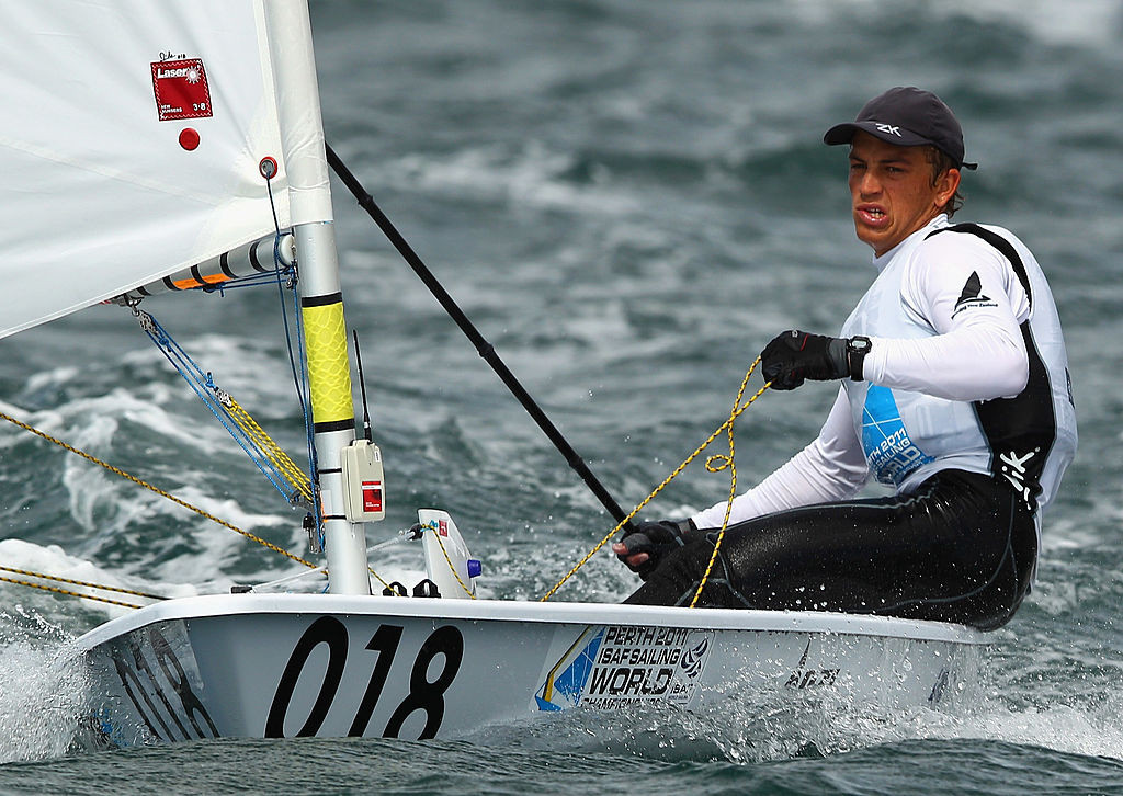 Maloney takes early Finn Gold Cup lead as champions reflect sadly on threat of Olympic exclusion