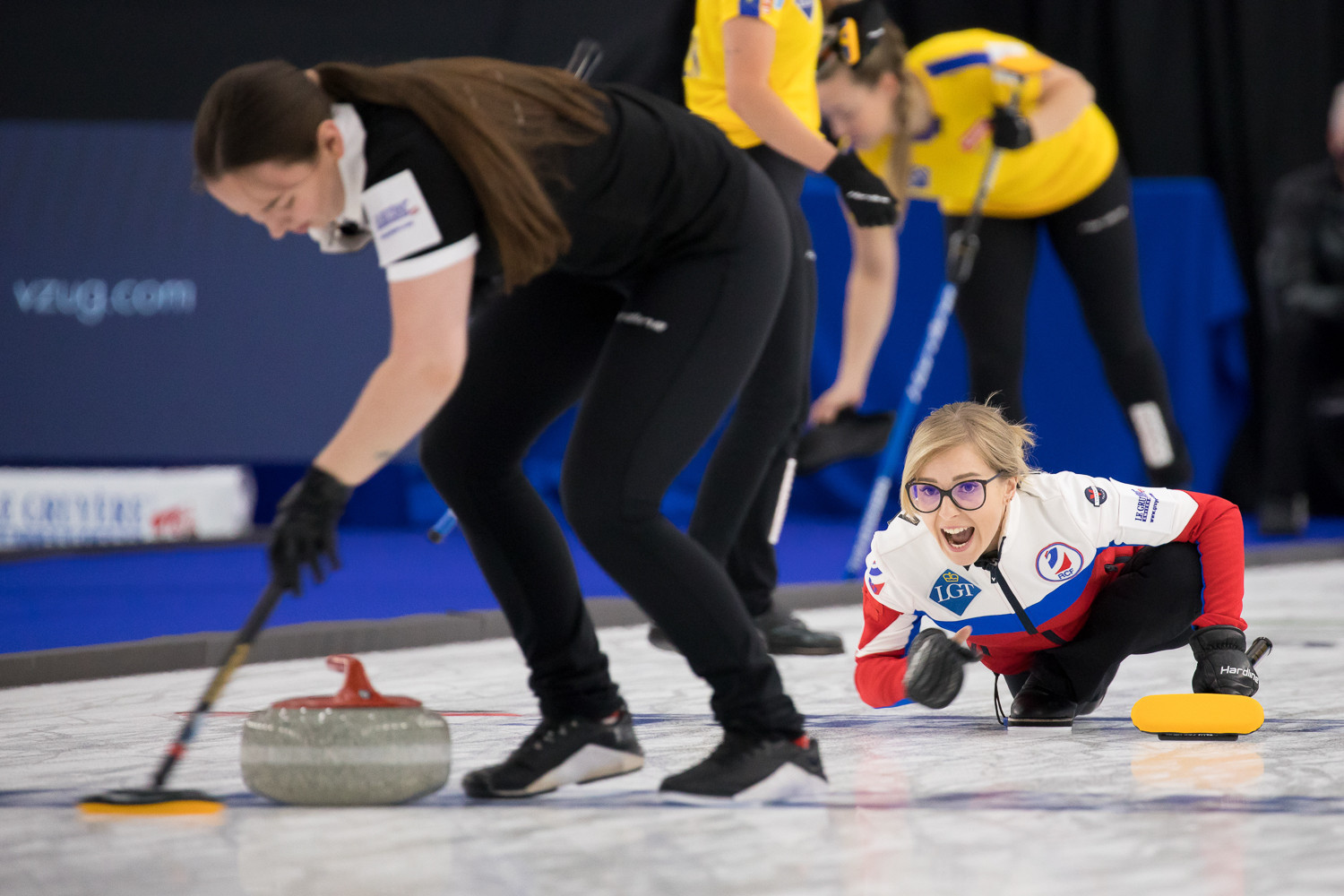 Switzerland to face RCF in final of World Women's Curling Championship