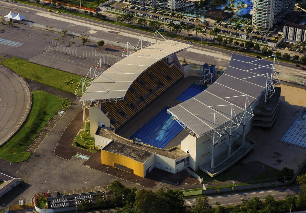 Preliminary Rio 2016 water polo matches to be played at Maria Lenk Aquatics Centre