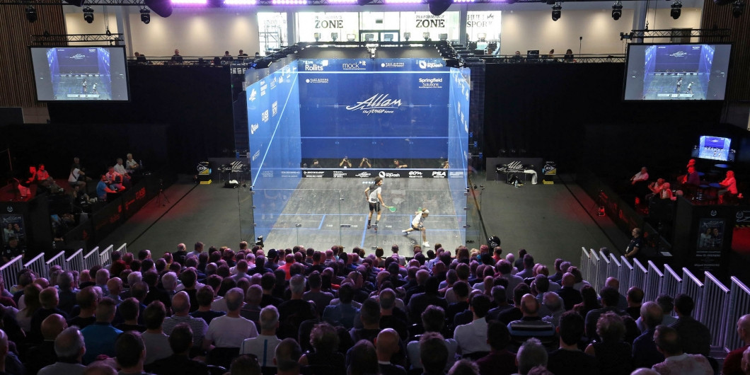 British tournaments delayed in latest update to PSA World Tour calendar