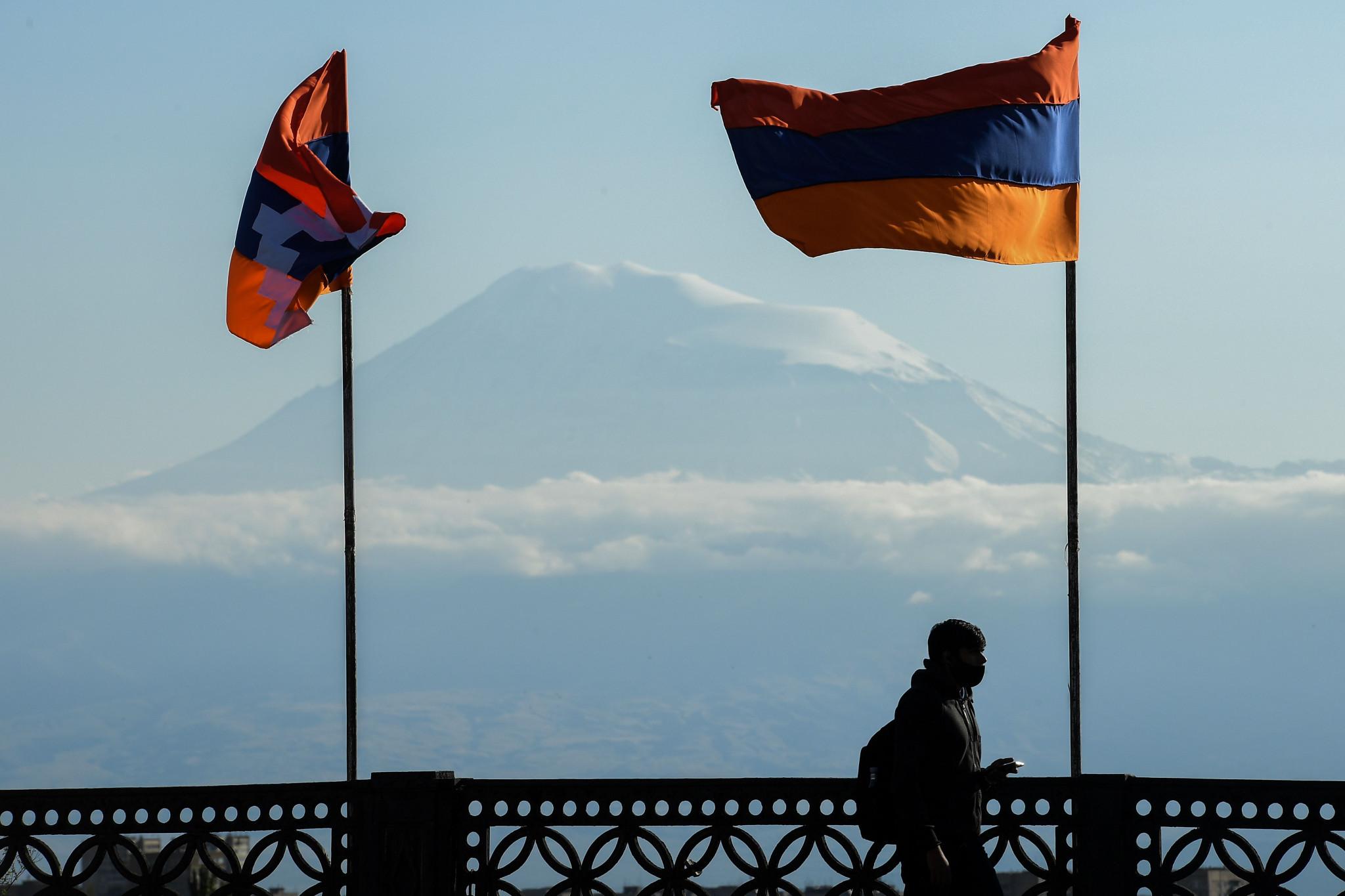 Armenia judoka Vardanyan released from Azerbaijan following IJF appeal