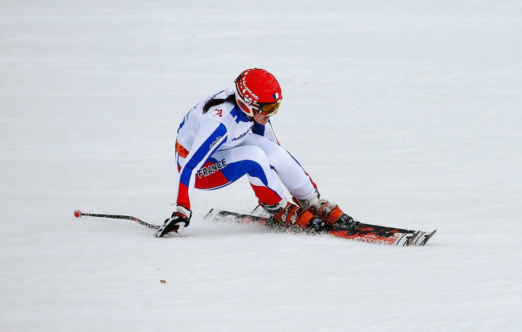 Bochet secures 51st IPC Alpine Skiing World Cup win of career
