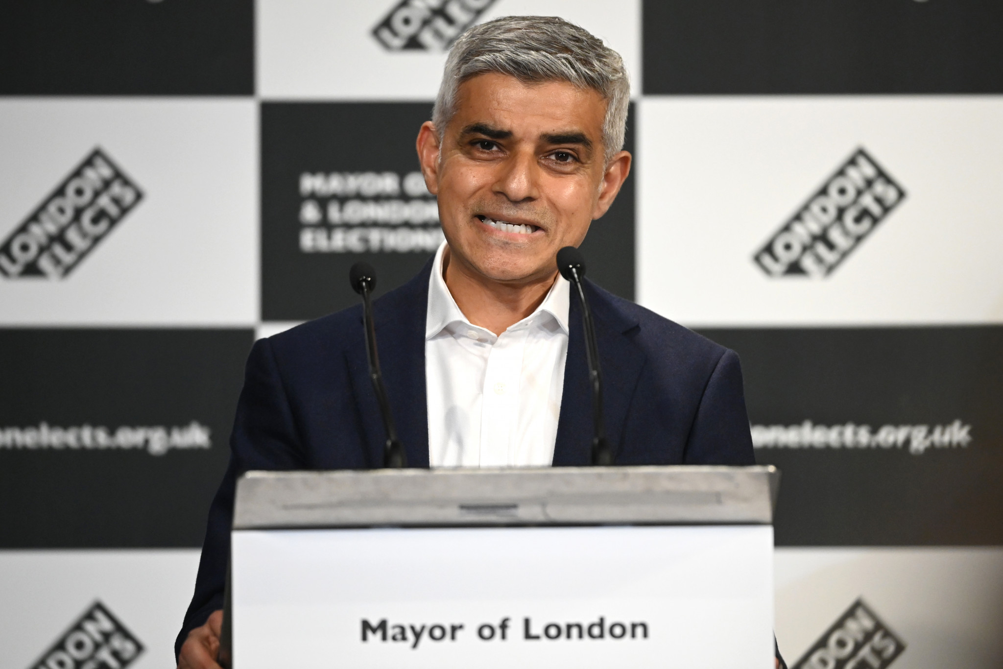 Sadiq Khan pledged to explore a future Olympic and Paralympic bid during his London Mayoral election campaign ©Getty Images