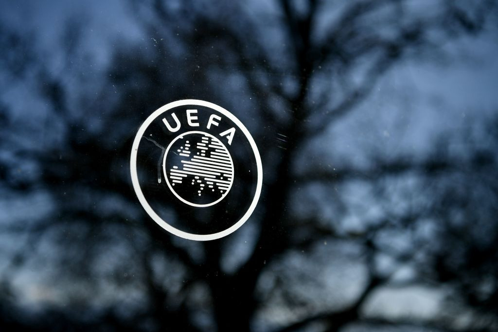 UEFA has said there is nothing wrong with awarding an event to Belarus ©Getty Images