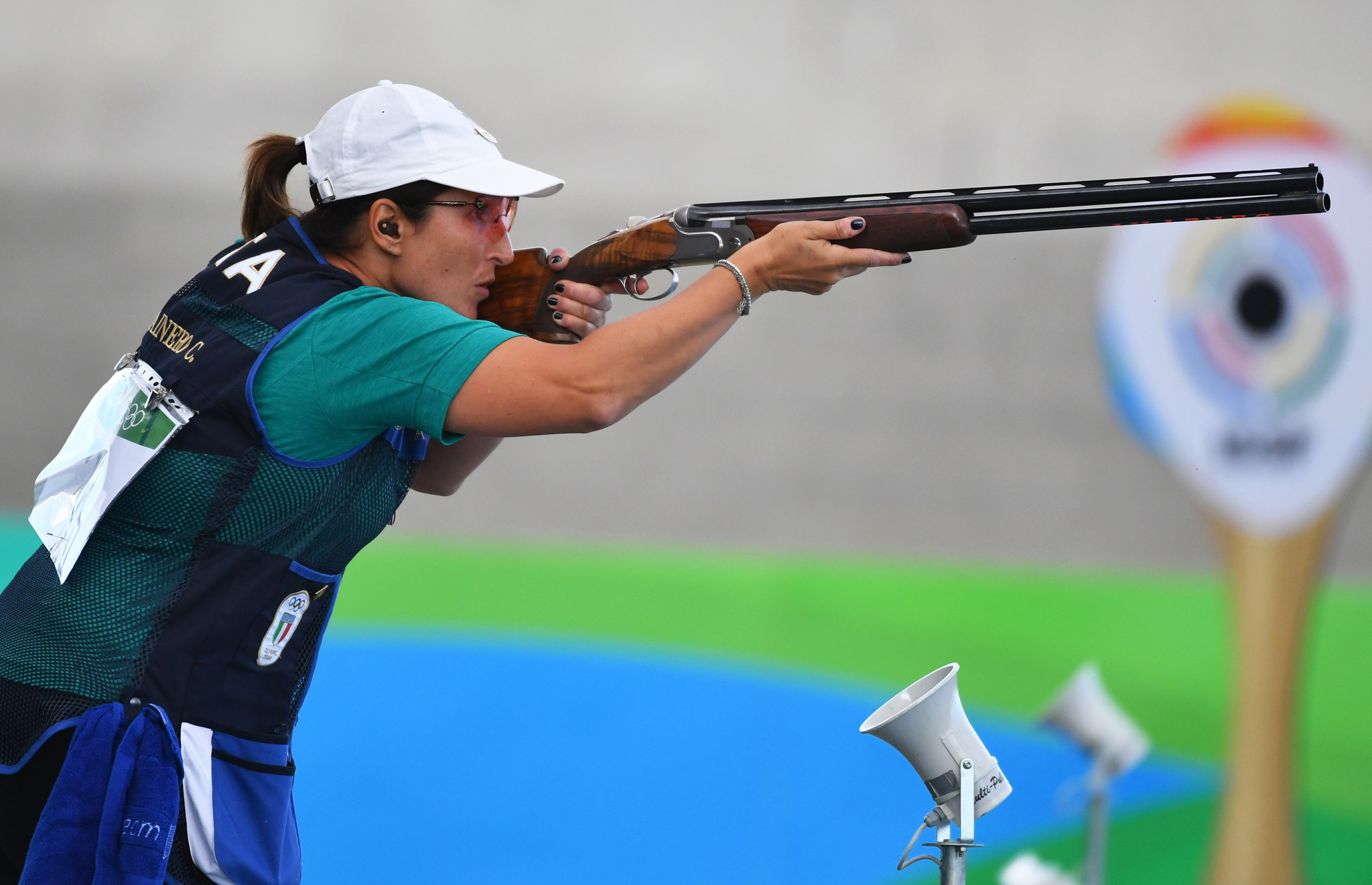 Italian shooters make strong start to ISSF Shotgun World Cup in Lonato