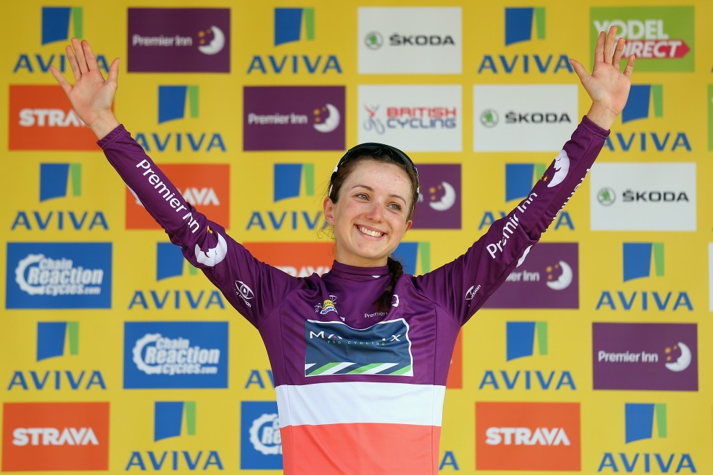 SweetSpot Group seeking title sponsors for Tour of Britain and Women's Tour