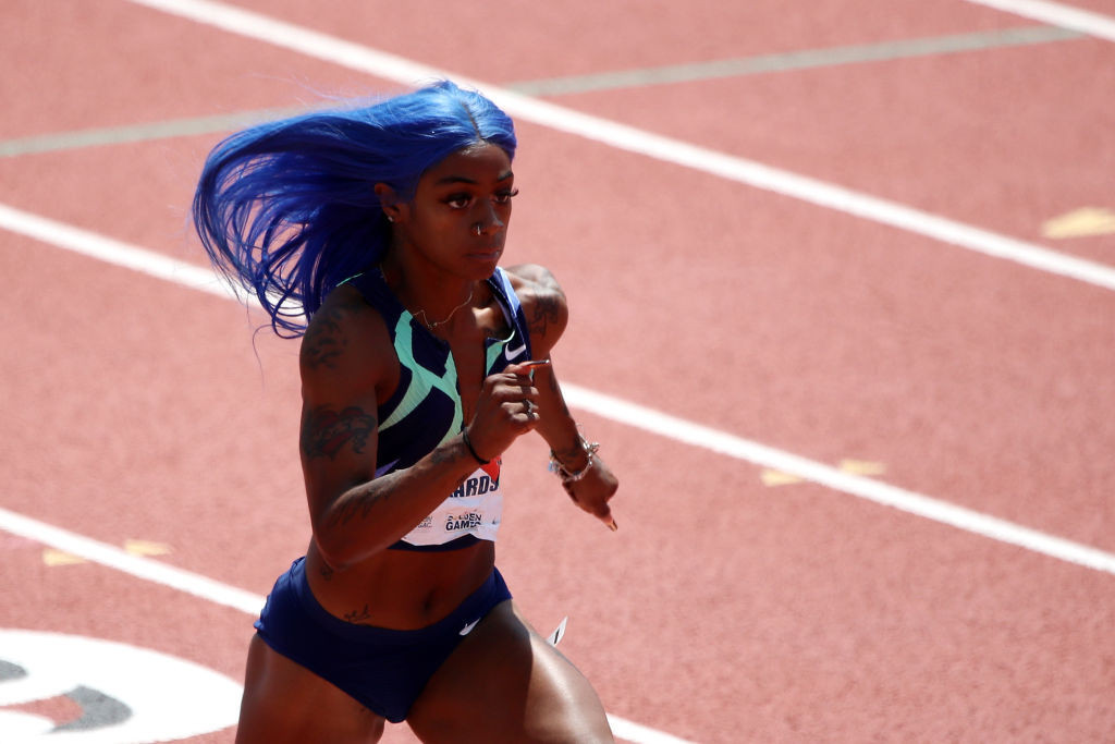 Richardson shines with sub-10.80sec times as NFL star performs respectably at Walnut meeting