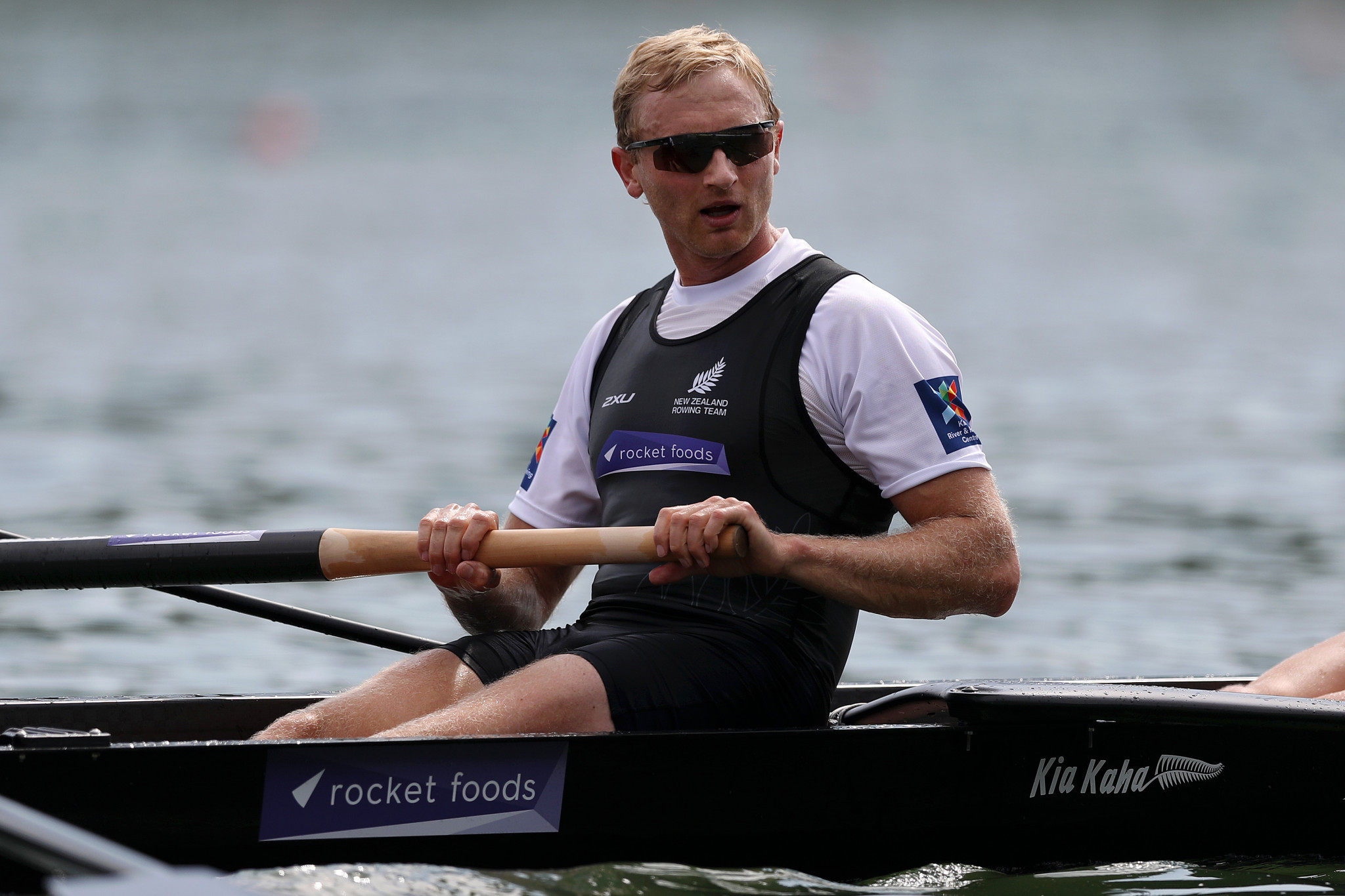 New Zealand's Hamish Bond made the switch from rowing to cycling ©Getty Images