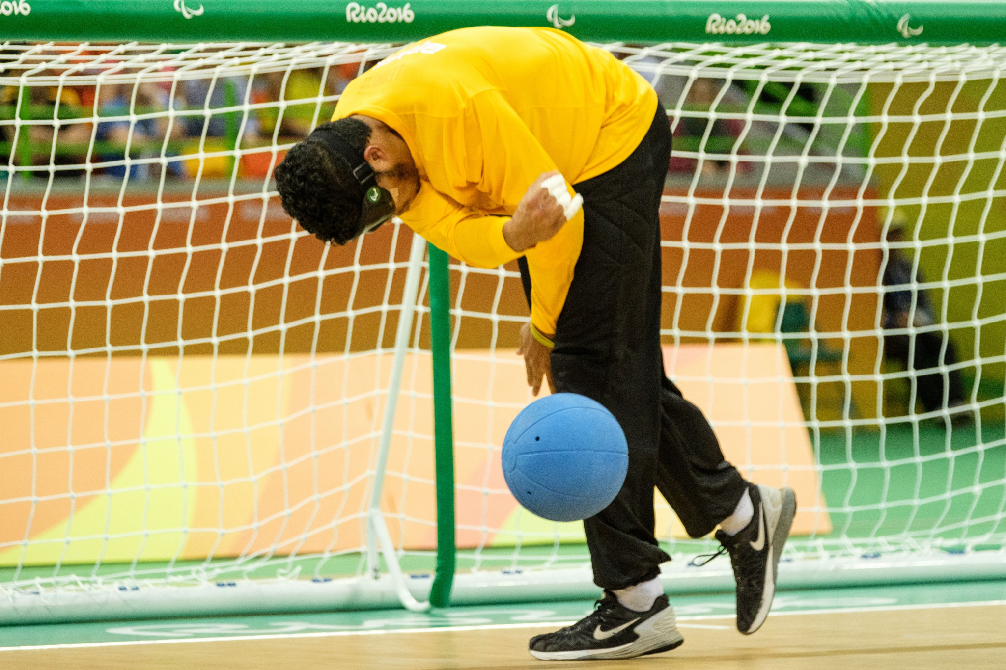 Top-ranked Brazil and Lithuania to meet in goalball group stages at Tokyo 2020