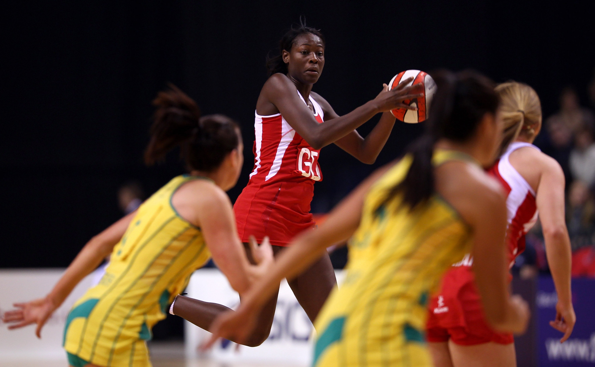 Sonia Mkoloma was capped 123 times by England ©Getty Images