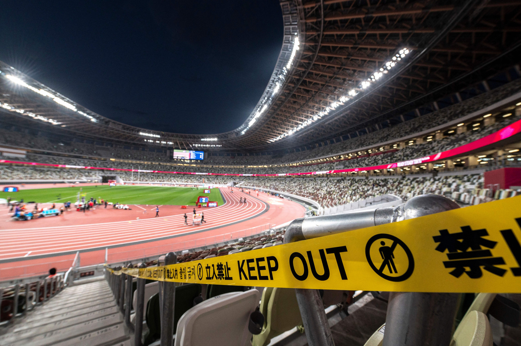 Tokyo 2020 to stage Para athletics test event at spectator-less Olympic Stadium