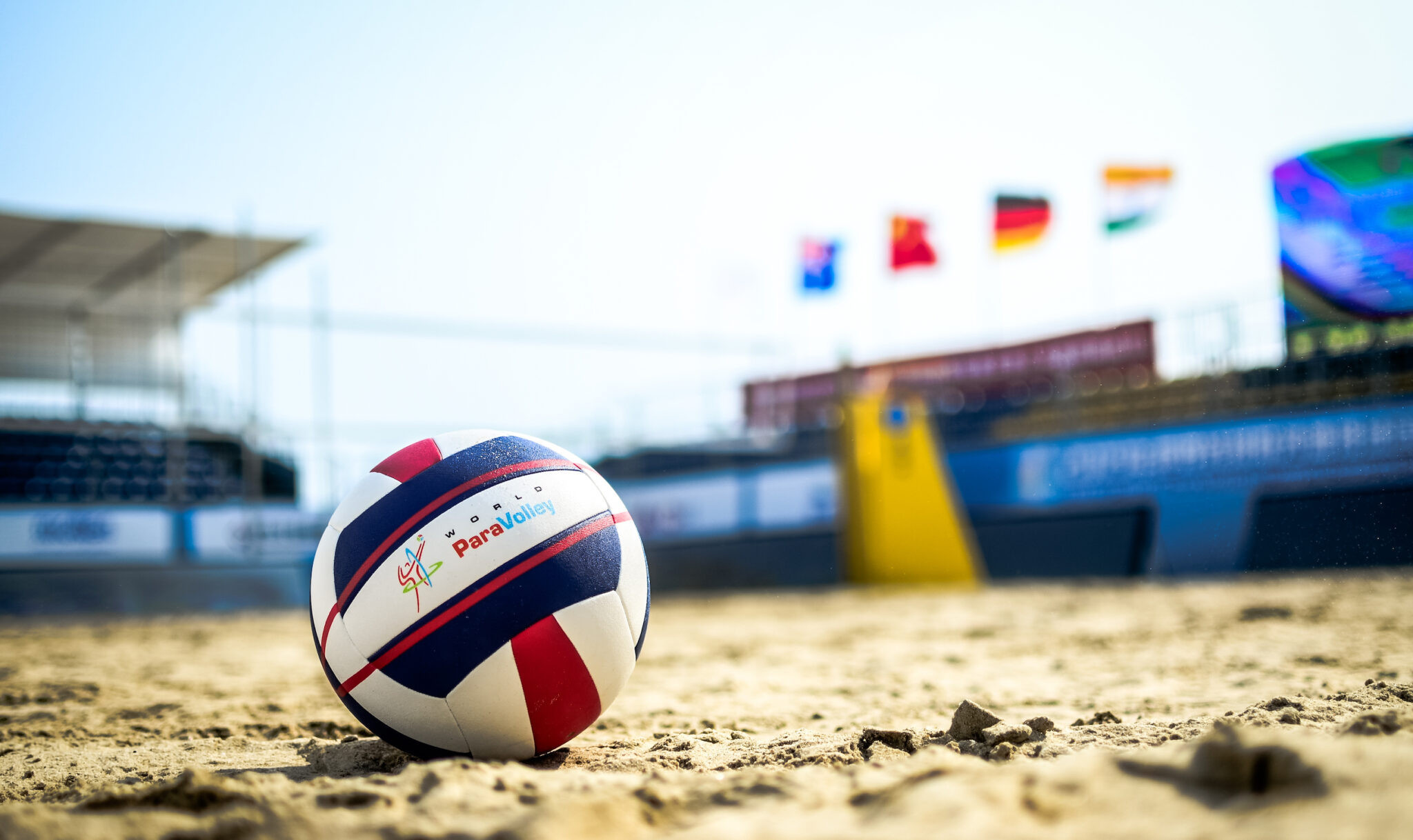 World ParaVolley sounds call for Guttmann Games submissions of interest