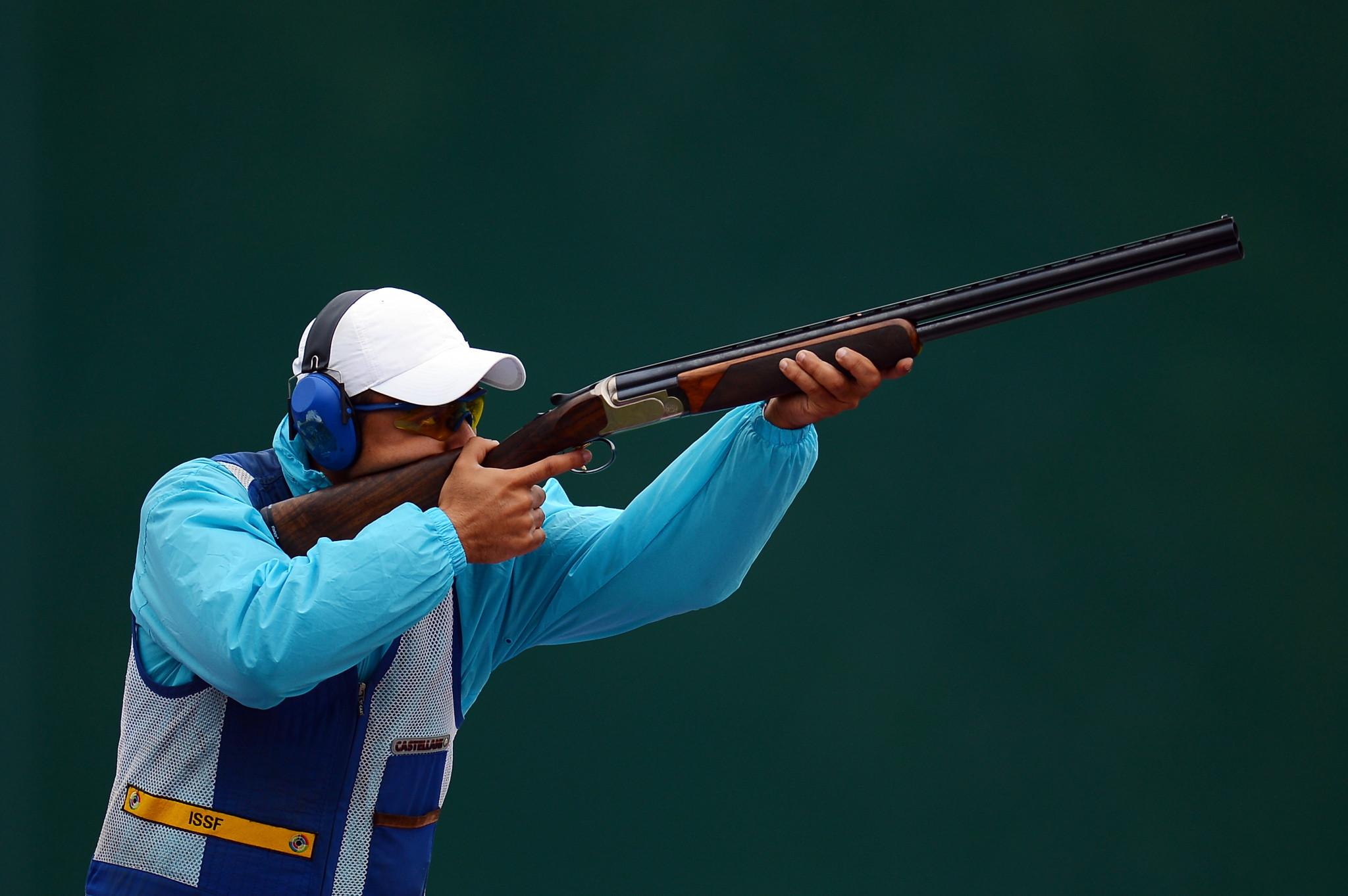 Teenager Smith wins women's skeet gold at ISSF Shotgun World Cup in Lonato
