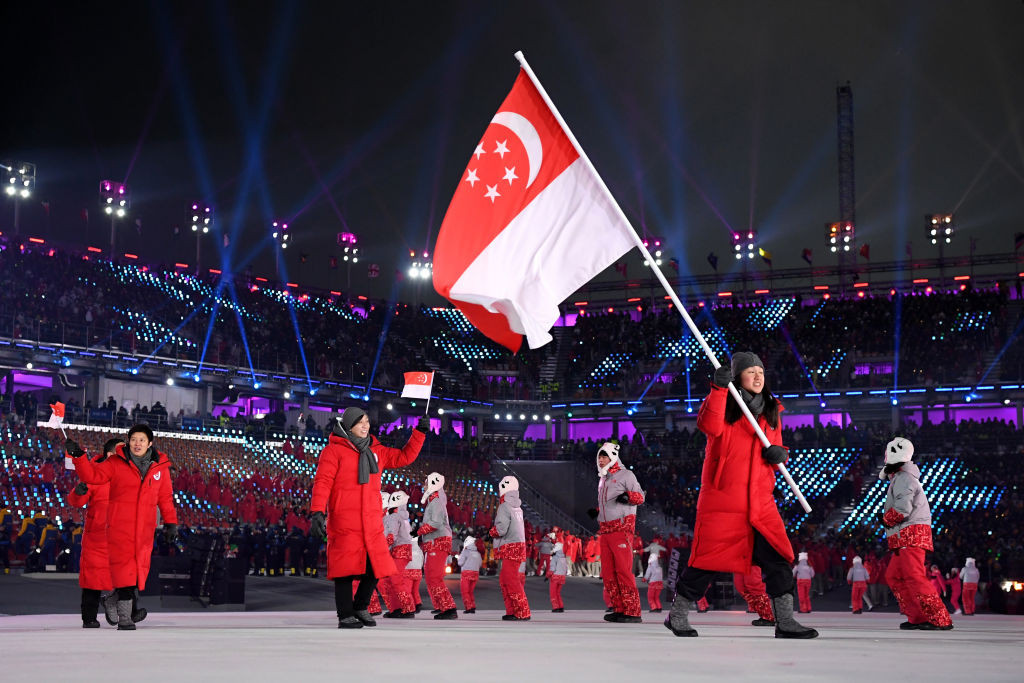 Malik Aljunied, seconded to help lift the suspension on the Singapore Taekwondo Federation, will maintain his role in the Singapore National Olympic Council ©Getty Images