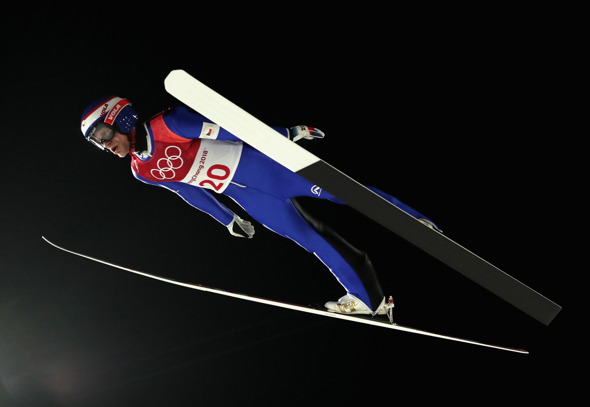 Czech ski jumping has a new men's head coach after a poor season ©Getty Images