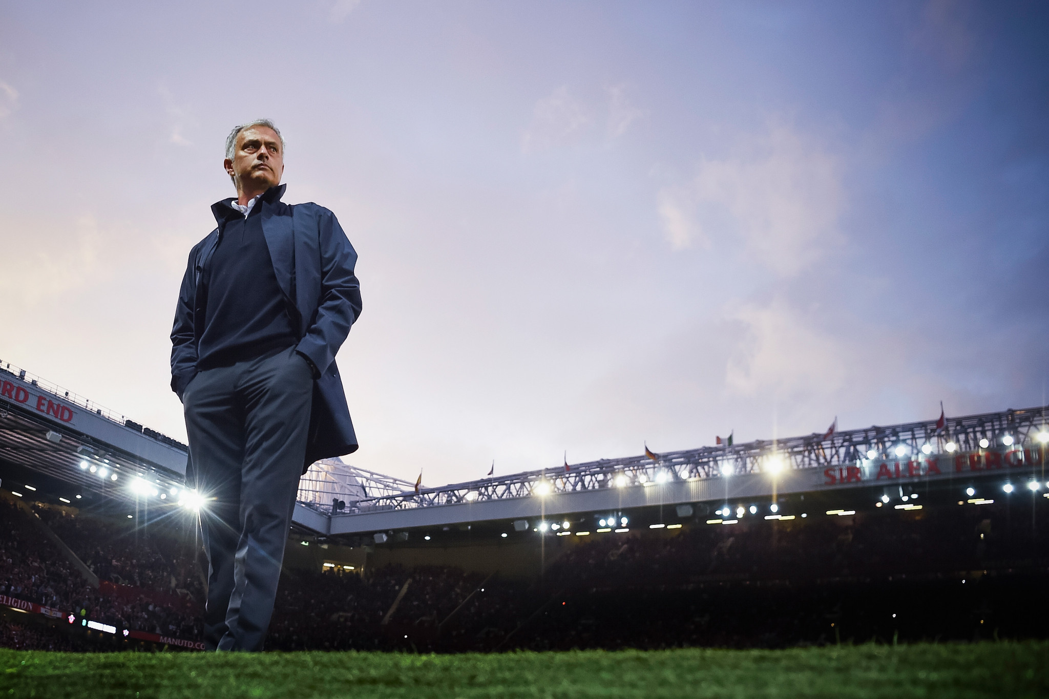 While success has disserted Jose Mourinho in recent seasons, drama has not ©Getty Images