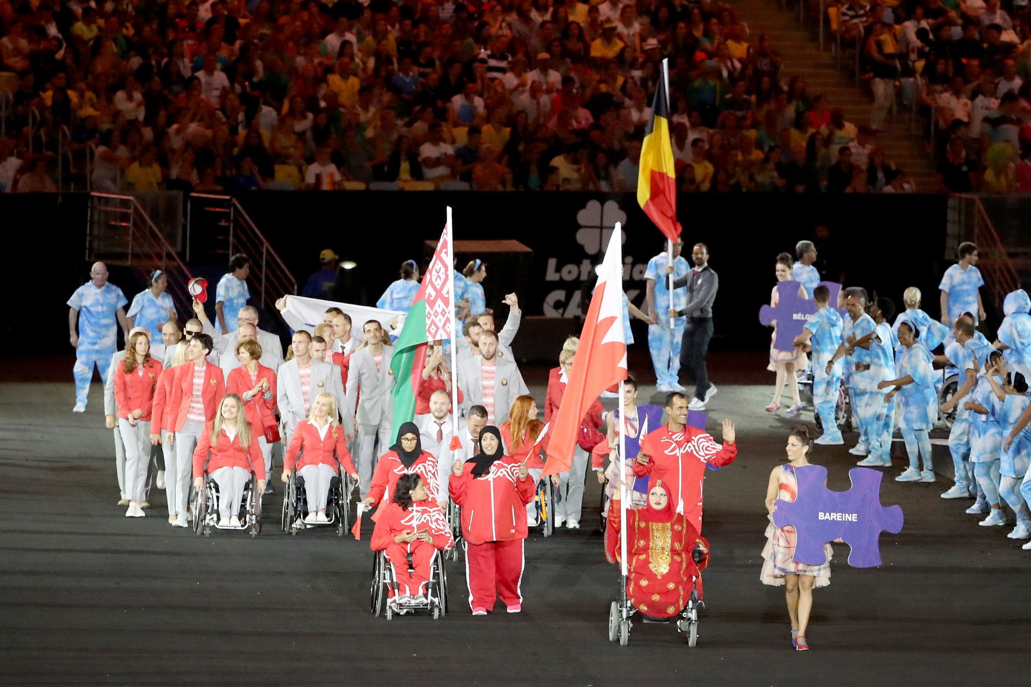 Bahrain Paralympic Committee signs accord with UN over sustainable development