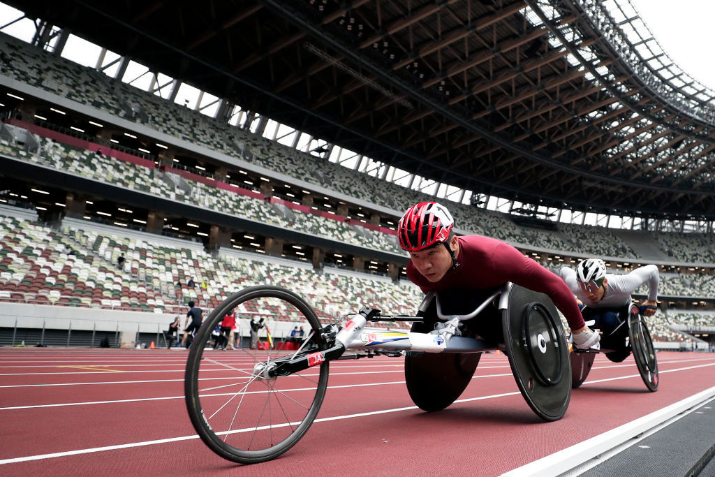 Asian records set at Ready Steady Tokyo Para athletics test event