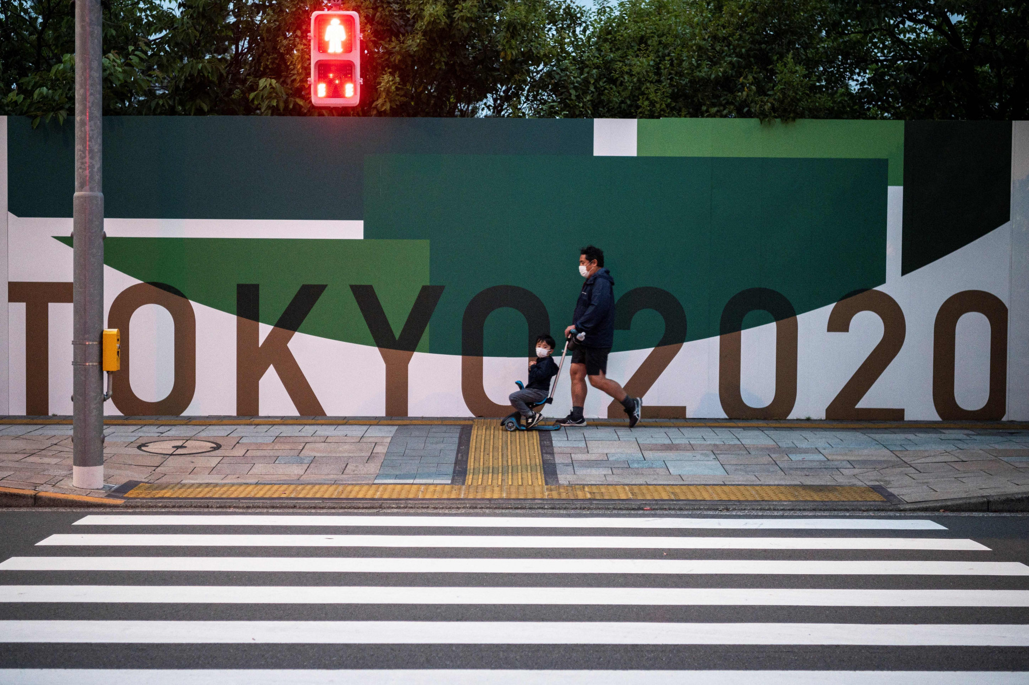A COVID-19 state of emergency is in place in Tokyo ©Getty Images