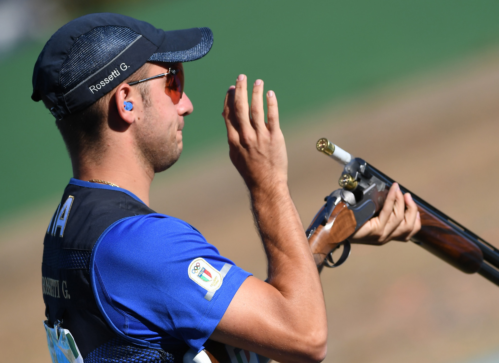 Double team skeet success for hosts Italy at ISSF Shotgun World Cup