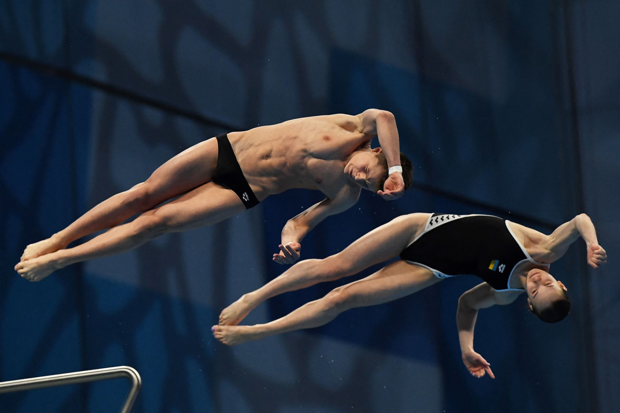 Two gold medals for Ukraine at European Aquatics Championships