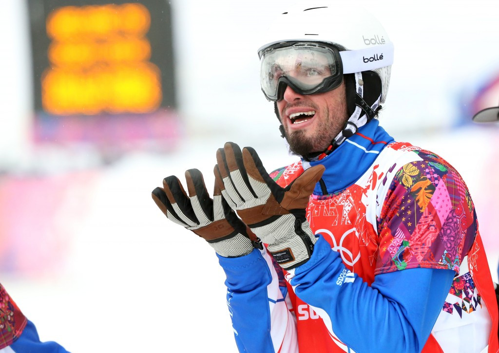 Snowboard stars set for action as Cross hits the slops of Val Thorens
