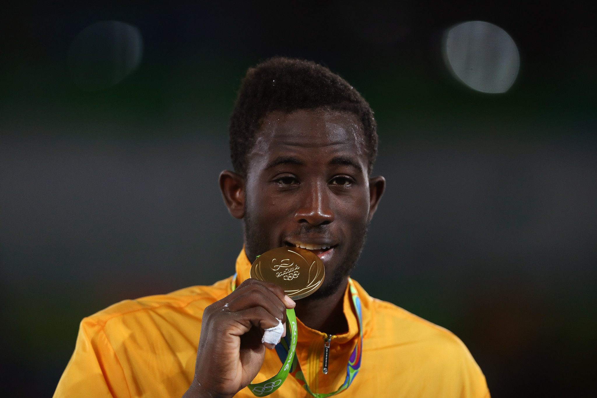 Olympic taekwondo qualifiers from Ivory Coast boosted with cash grant