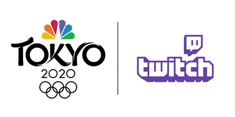 Twitch partners with NBC Olympics to provide live event content for Tokyo 2020