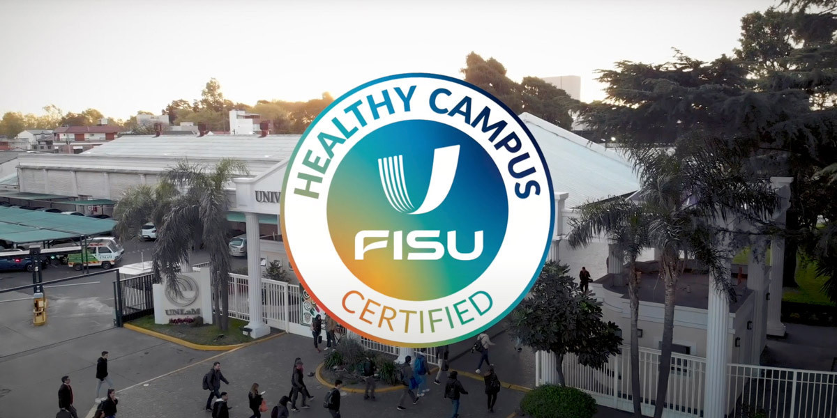 FISU celebrates one-year anniversary of Healthy Campus project