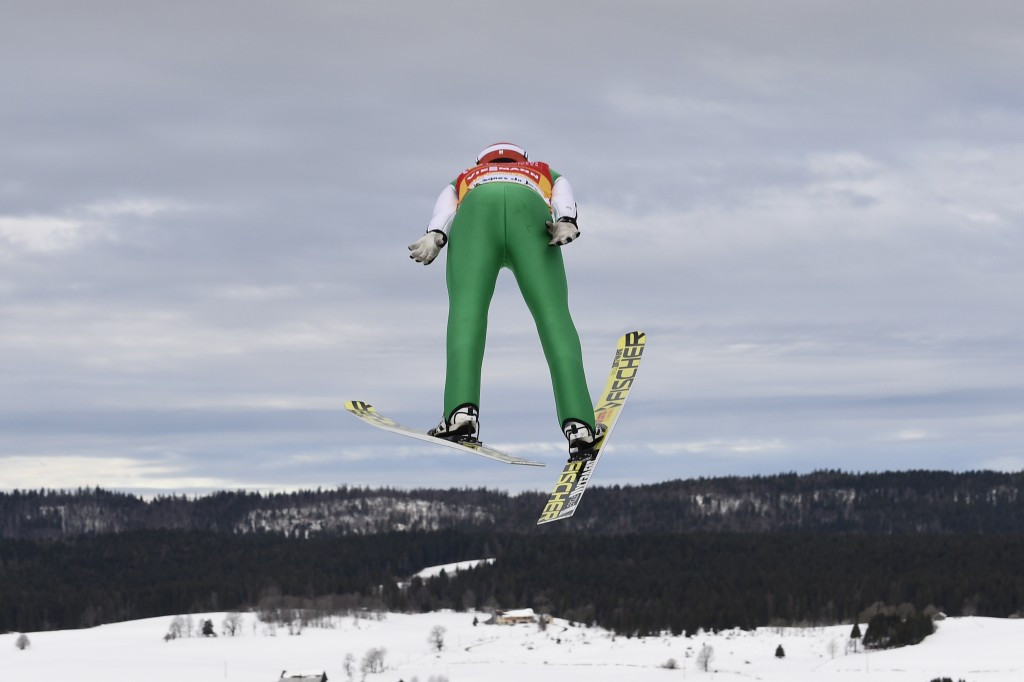 Rießle claims second victory at FIS Nordic Combined World Cup